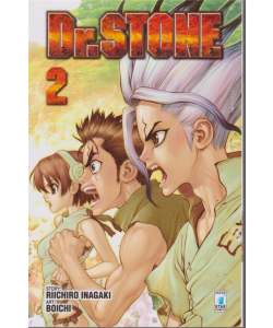 Dragon -n. 246 - Dr. Stone 2 - mensile - dicembre 2018 - edizione italiana
