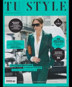 Tu Style - n. 49 - 27 novembre 2018 - settimanale