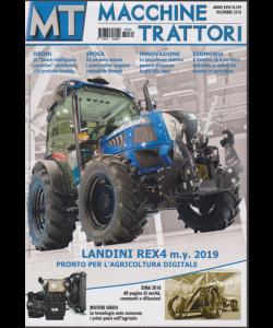 Macchine Trattori -  n. 189 - dicembre 2018 - mensile -