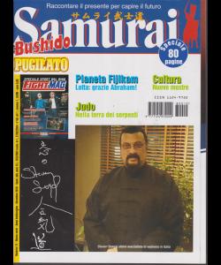 Samurai - Bushido - Pugilato - n. 12 - Nuova serie - dicembre 2018 - 80 pagine
