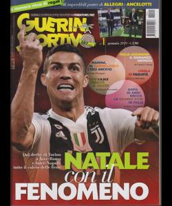 Guerin Sportivo - n. 1 - gennaio 2019 - mensile