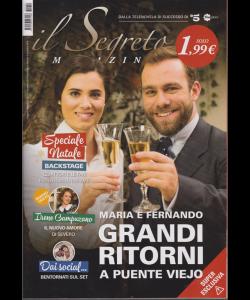 Il Segreto magazine - n. 52 - 11 dicembre 2018 - mensile