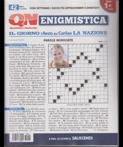 Enigmistica - n. 42 - 17/12/2018 - settimanale