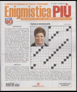 Enigmistica più - n. 50 - 19 dicembre 2018 - settimanale