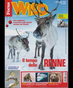 Focus Wild - n. 90 - gennaio 2019 - 100 % animale