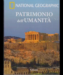 National Geographic - Patrimonio dell'umanità - Grecia - n. 13 - settimanale - 12/12/2018