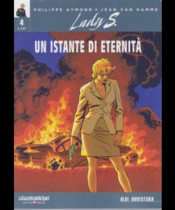Lady S. -Un istante di etrnità - albi avventura - n. 4 - settimanale