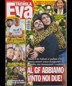 Eva 3000 - n. 38 - 14 dicembre 2018 - settimanale