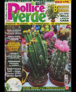 Pollice verde - n. 112 - mensile - 14/12/2018