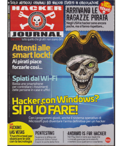 Hacker journal n. 227 -  mensile - 14/12/2018 -