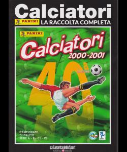 Album calciatori Panini. La raccolta completa - Calciatori 2000-2001 - n. 14 - settimanale -