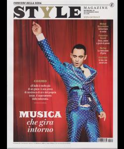 Style Magazine - n. 12 - dicembre 2018 - Corriere della Sera