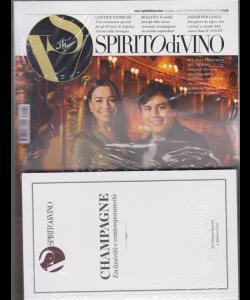 Spirito di vino - + il libro Champagne - Esclusività e contemporaneità - n. 89 - bimestrale - dicembre 2018 - gennaio 2019