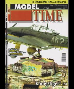 Model Time - n. 269 - mensile - dicembre 2018 -
