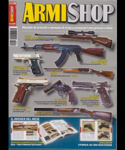 Armi Shop - Annunci Armi - n. 1 - gennaio 2019 - mensile