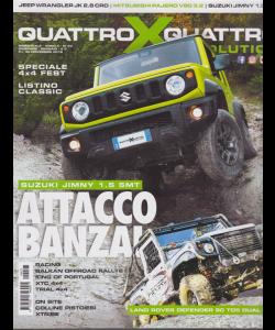 Quattroxquattro X Evolution - n. 23 - dicembre - gennaio 2019 - bimestrale