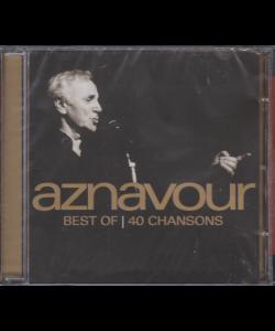 Aznavour - n. 6 - settimanale - doppio cd