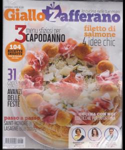 Giallo Zafferano - n. 1 - gennaio 2019 - mensile -