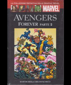 Graphic Novel Marvel - Avengers Forever parte 2 - nona uscita - quattordicinale - 15/12/2018