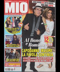 Mio - n. 51/52 - 3 gennaio 2019 - settimanale