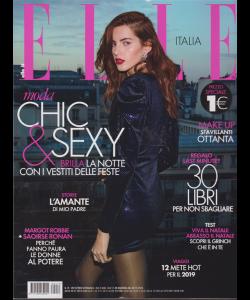 Elle Italia - n. 19 - 29/12/2018 - settimanale -