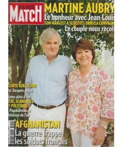 PARIS MATCH n.3244 du 21 au 27 juillet 2011
