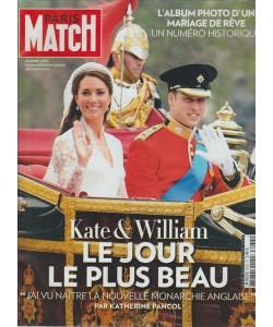 PARIS MATCH n.3233 du 3 au 11 mai 2011
