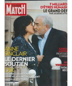 PARIS MATCH n.3259 du 3 au 9 novembre 2011