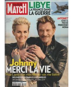 PARIS MATCH n.3227 du 24 au 30 mars 2011