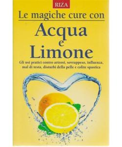 Le magiche cure con acqua e limone - n. 124 - novembre 2018 -