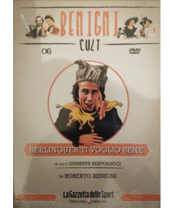 Berlinguer ti voglio bene - Roberto Benigni - DVD BENIGNI CULT n.6