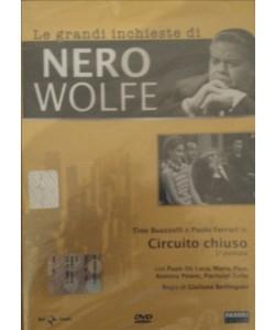 Nero Wolfe - Circuito Chiuso - DVD