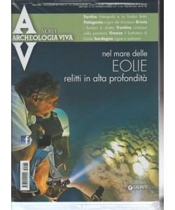 ARCHEOLOGIA VIVA - bimestrale n. 174 Novembre / Dicembre 2015