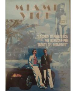 Miami Vice stagione 1 disco 8 - DVD Poliziesco