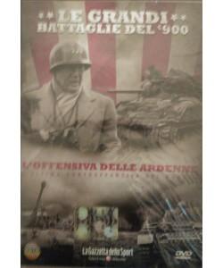 LE GRANDI BATTAGLIE DEL '900 - L'OFFENSIVA DELLE ARDENNE - DVD
