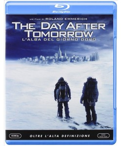 The Day After Tomorrow - L'Alba Del Giorno Dopo - FILM BLU RAY