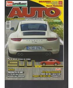 AUTO TECNICA - mensile n. 8/9 Agosto/Settembre 2014