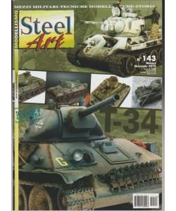 STEEL ART - mensile n. 143 Novembre 2015