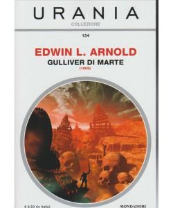 Gulliver Di Marte di Edwin L. Arnold - Urania collezione