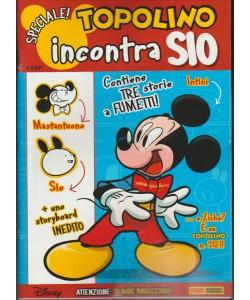 Speciale: Topolino Incontra SIO - Panini comics