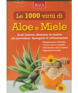 le 1000 virtùdi Aloe e Miele - edizioni RIZA