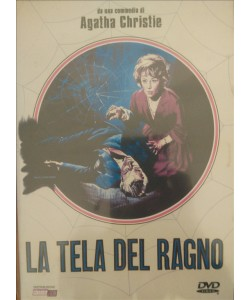 La tela del ragno (1954) - Agata Christie - DVD
