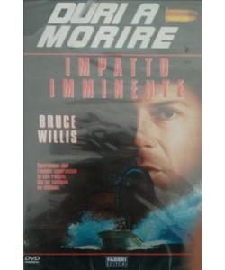 Impatto imminente - Bruce Willis - FILM DVD DURI A MORIRE