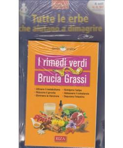 I rimedi verdo Brucia Grassi - guida pratica Edizioni Riza