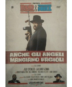 BUD SPENCER E TERENCE HILL - ANCHE GLI ANGELI MANGIANO FAGIOLI - FILM DVD