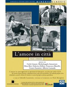 L' Amore In Città - Giovanna Ralli - DVD