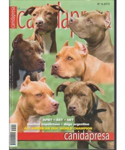 Cani Da Presa - Bimestrale n.4  Luglio/Agosto 2015