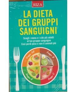 La dieta dei gruppi sanguigni - edizione RIZA