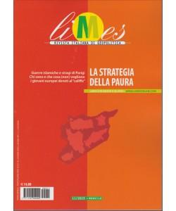 LIMES - rivista mensile di Geopolitica n. 11/2015 in edicola dal 5/12/2015