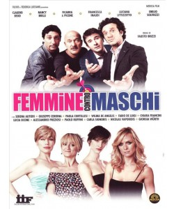 Femmine Contro Maschi - Claudio Bisio - DVD